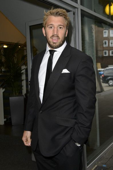 Chris Robshaw attends the Tom Maynard Memorial Ball at The Kia Oval on May 8, 2013 in London, England.
