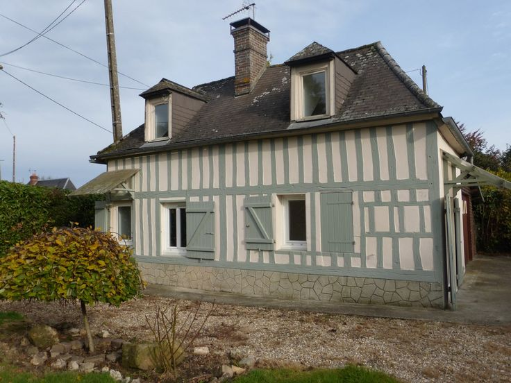 8 best Le Bec-Hellouin village of Normandy, France images on