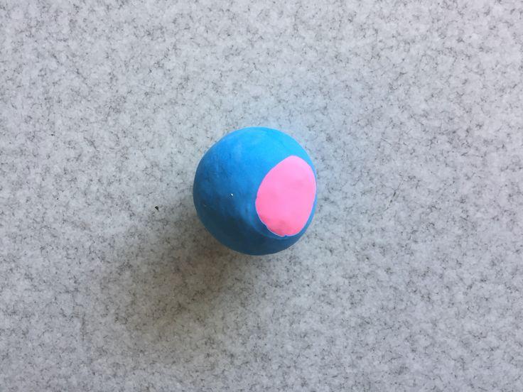 Balle de jonglage ou autre remplie de riz...ou autre chose (semoule, farine etc...)