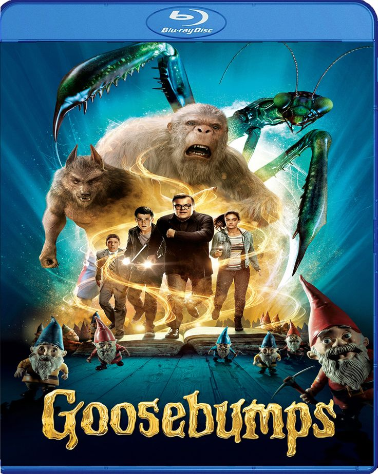 Goosebumps - Canavarlar Firarda [2015]