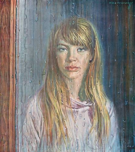Francoise Hardy by Tretchikoff