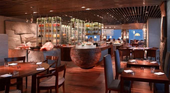 G RESTAURANT 22/F, Grand Hyatt Guangzhou, No.12 Zhujiang Xi Road, Zhujiang New Town, Guangzhou / Phone: 8396-1234 ext:3423 / G is located on Level 22 at the Grand Hyatt Guangzhou Hotel. Famous for its steak and seafood, grilled to perfection in wood-fired ovens, G is perhaps the best steak house in the city.