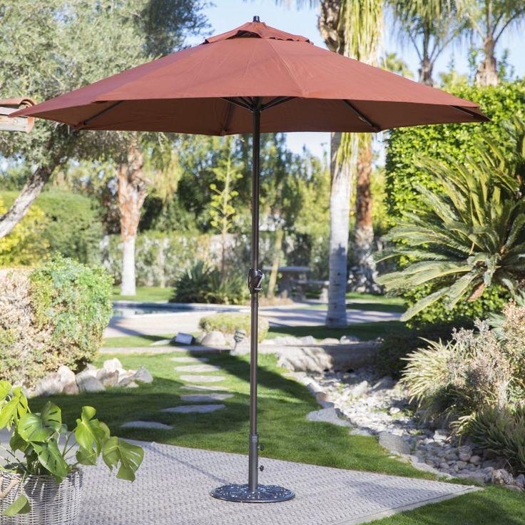 aluminum outdoor umbrella 25 best patio umbrella sale ideas on pinterest tablecloths for