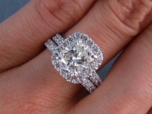 Hi honey, this ring is probably worth a nice car. Can I haz it?