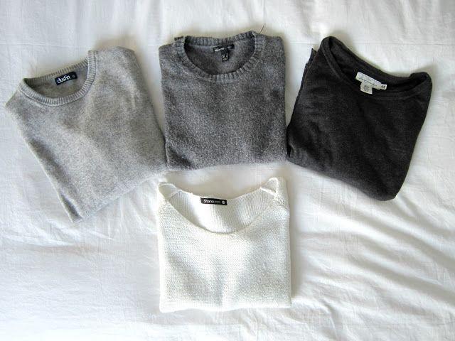 Everyday fashion staples