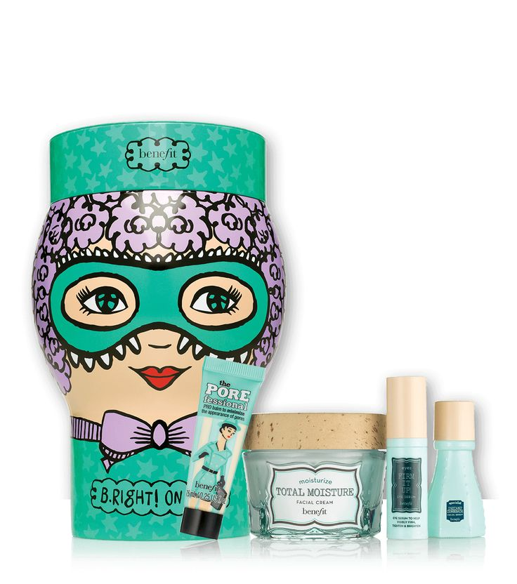 b.right! on girl! Kit de tratamiento con 4 productos para una piel radiante en edición limitada 40,00 €
