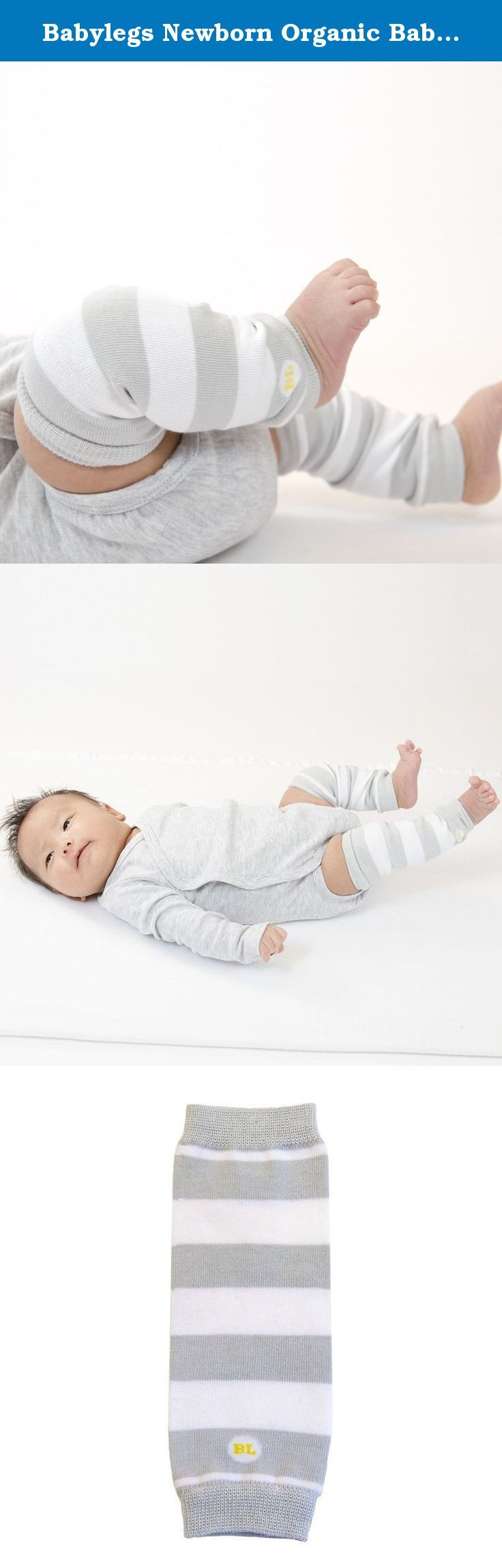 Babylegs Newborn Organic Baby Legwarmers (Love Dove Stripes). Smaller version of best-selling Original Babylegs designed for newborn-3 months. Like busy moms, these legwarmers multi-task! Baby Legs provide easy access to diapers and help keep little legs (and arms) warm. In a multitude of woven designs, good for both girls and boys. Babylegs also make a fun fashion statement with any outfit.