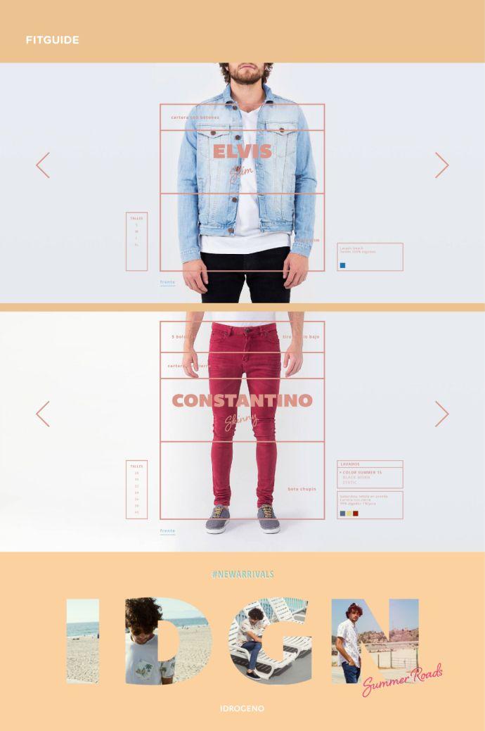 清新色系 網頁設計 | MyDesy 淘靈感