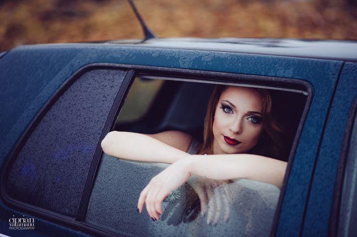MUA: Andreea Matran  Make-up Artist