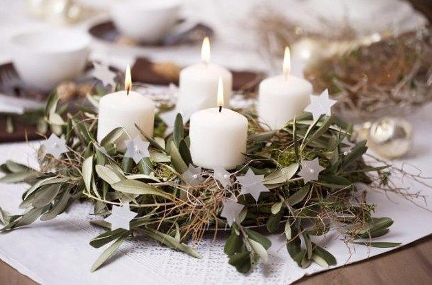 advent: wreath idea + traditions