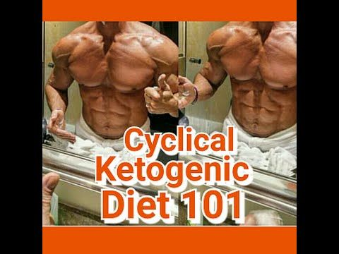 Cyclical Ketogenic Diet 101