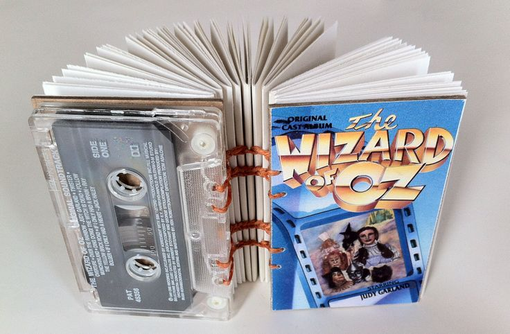 A personal favorite from my Etsy shop https://www.etsy.com/listing/235872115/wizard-of-oz-soundtrack-cassette-tape