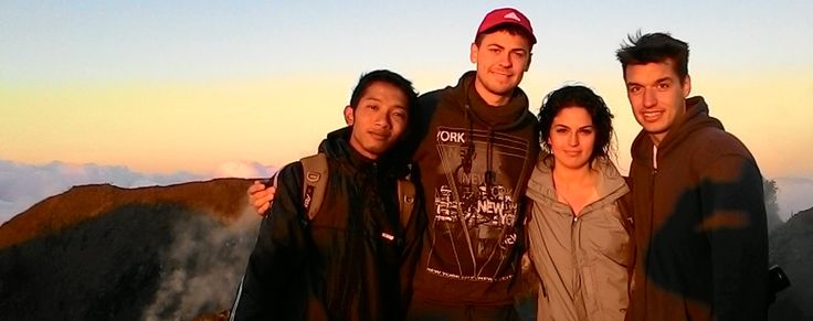 "Welcome to Bagus Bali Sunrise Trekking "" The professional Bali Trekking and Tour Guide"""