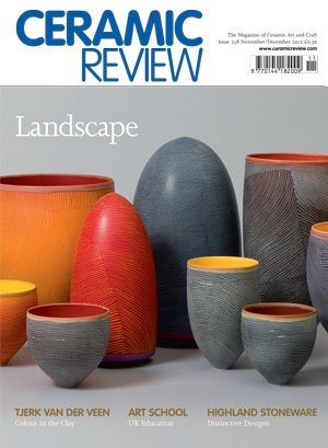 Stunning issue focusing on the relationship between ceramics and landscape, with articles about Wales, Scotland and Ireland.
