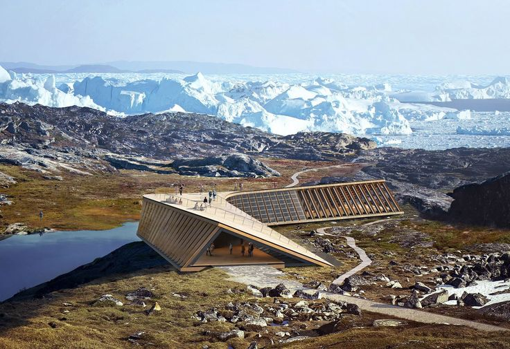 ICEFIORD CENTER - Picture gallery