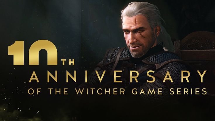 Celebrating the 10th anniversary of The Witcher https://www.youtube.com/watch?v=zgqz8Je7P0s&t=0s