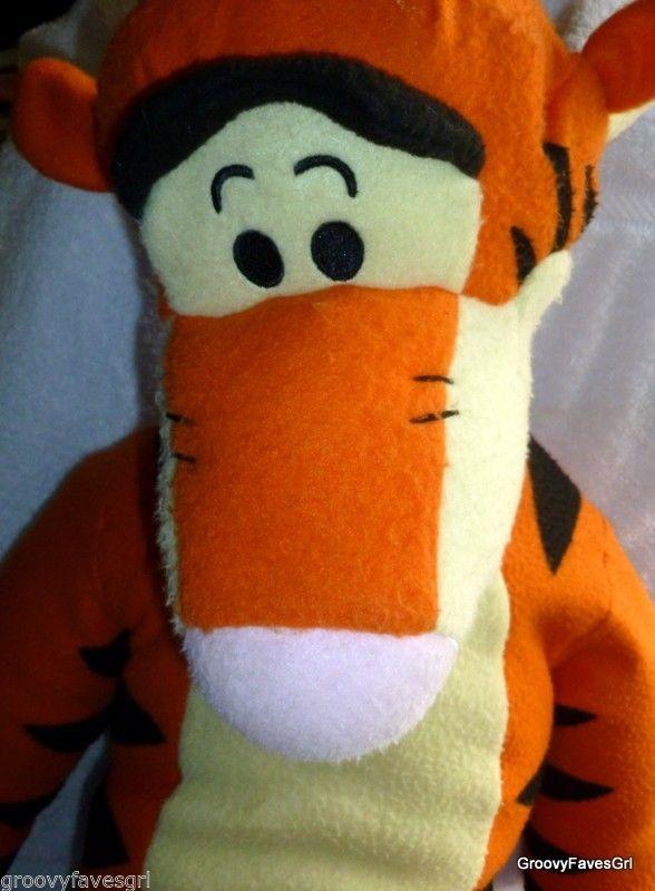 "Disney Vintage Classic Tigger Tiger  Toy Plush 32 "" in Winnie the Pooh"