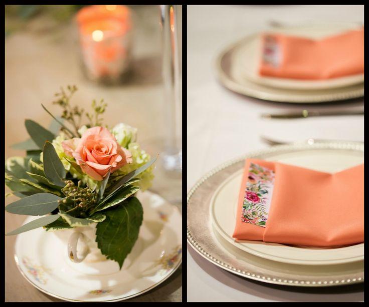 1000 Ideas About Gold Weddings On Pinterest: 1000+ Ideas About Peach Wedding Centerpieces On Pinterest