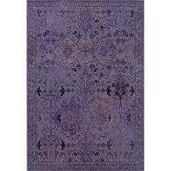 @Overstock - This Presley rug features an over-dyed look in washed shades of purple and grey. Encompassing the best of both worlds this rug offers high style, durability and ease of care.http://www.overstock.com/Home-Garden/Purple-Grey-Transitional-Area-Rug-710-x-1010/6650192/product.html?CID=214117 $242.24