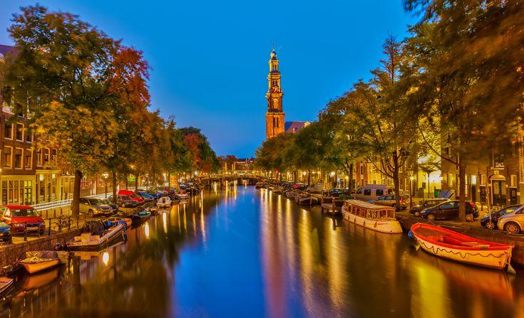 Holanda - Amsterdãm *-*