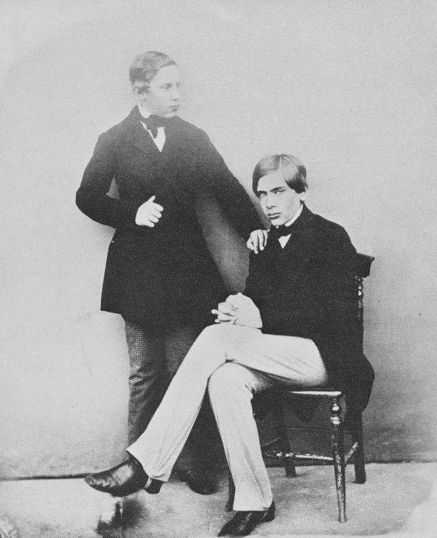 D. Pedro V e D. Luís I