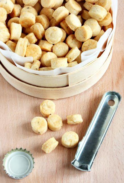 la formula del biscotto: esperimento 45: salatini cacio e pepe