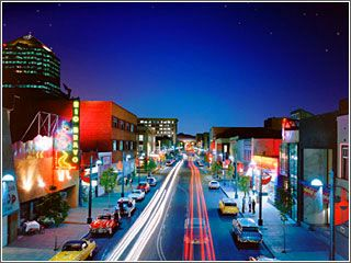 Route 66 in Albuquerque, New Mexico. #route66 #albuquerque #travel