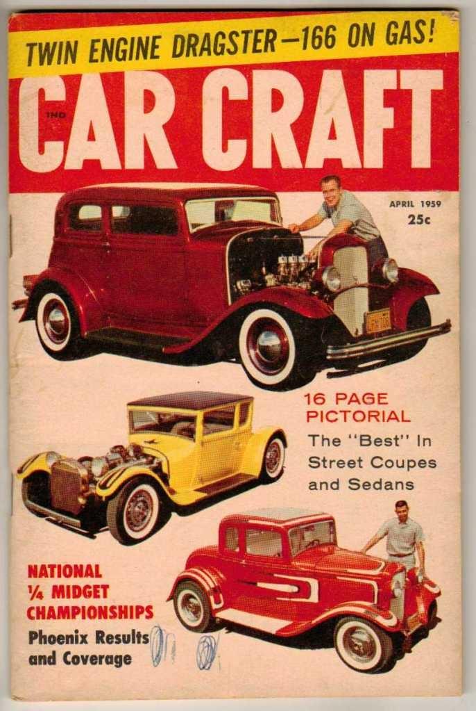 169 Best Vintage Hot Rod Car Magazines Images On Pinterest Hot