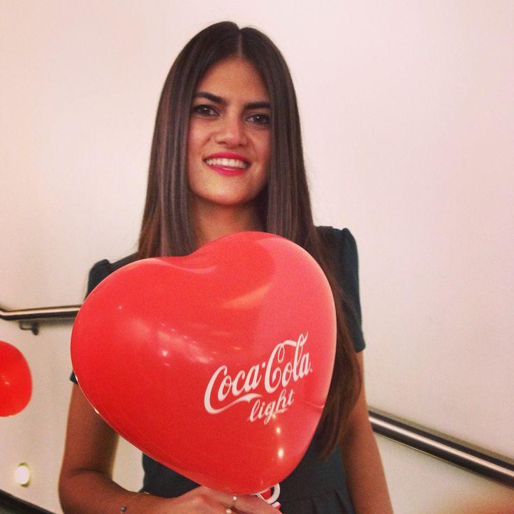 axdw with coca-cola light!!!