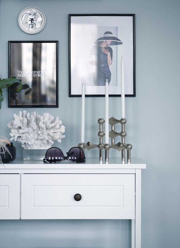 Min styling för Jysk! | Simplicity - Vackra Nagel ljusstake