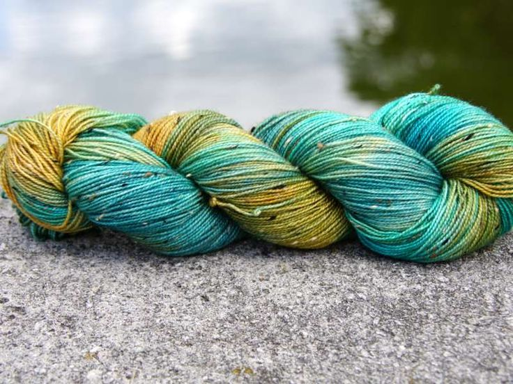BFL Donegal Sock - Borneo
