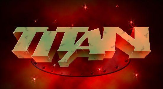Titan logo by Bull.
