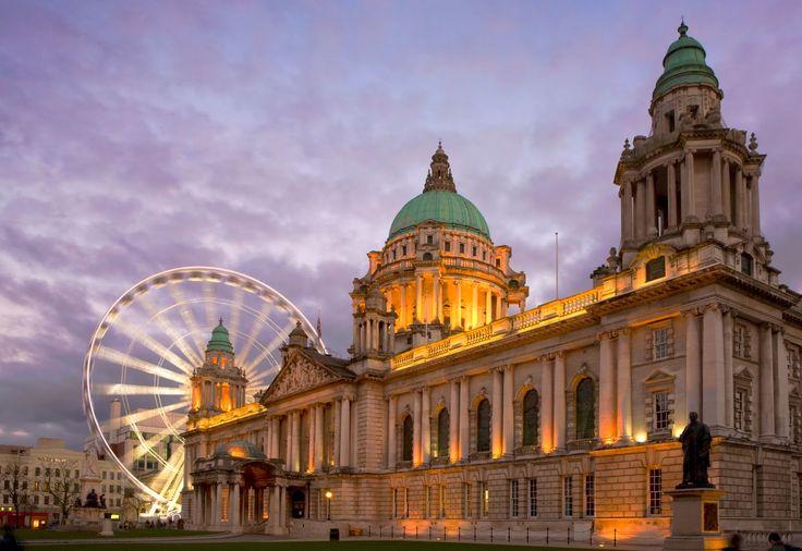 Столица Северной Ирландии, Белфаст - Le status - энциклопедия Земли