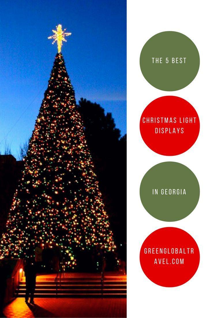 Christmas Light Best 25 Best Christmas Light Displays Ideas On Pinterest Best