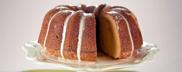 Carla Hall Five Flavor Pound Cake Recipe