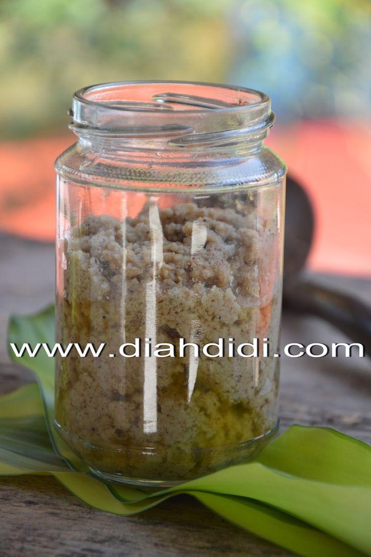 Diah Didi's Kitchen: Bumbu Dasar Putih