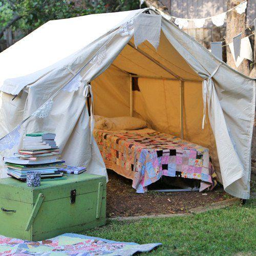 Children's Antelope Safari Tent