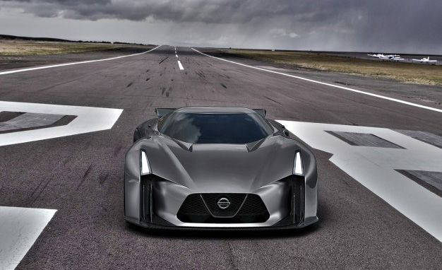 Rumor Has It The New Nissan GT-R Is Coming in 2018