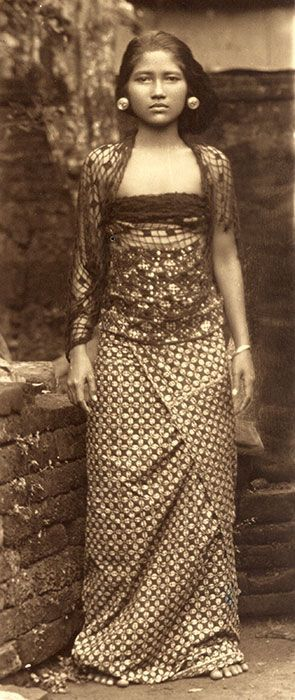 Old Photos of Indonesian People © 2016 brilio.net Bali 1930