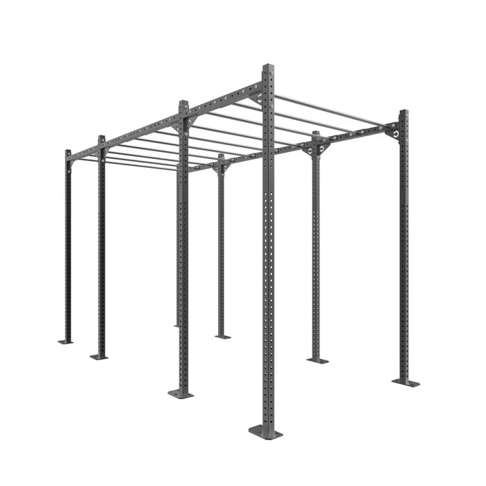 IA RIG - 4 Squat Bays - Monkey Bar MADE TO ORDER 3 - 6 WEEKS