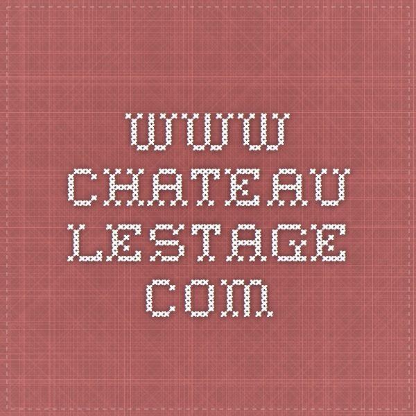 www.chateau-lestage.com