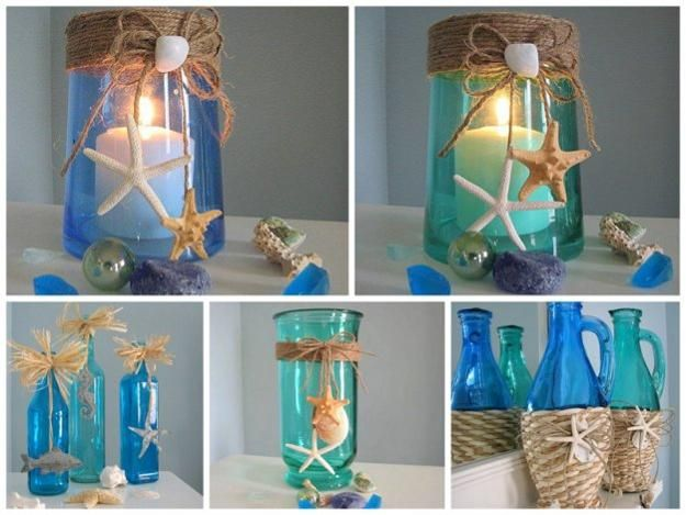 40 Sea Shell Art and Crafts Adding Charming Accents to Interior Decorating