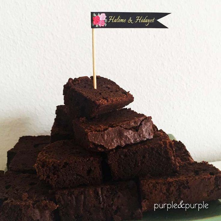Nefis Çikolatalı Brownie