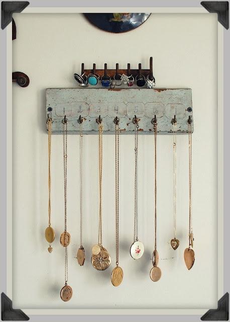 clever idea for jewlery