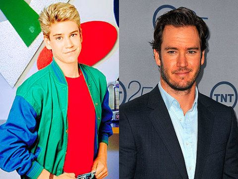 Who could forget this cheeky face eh? Mark-Paul Gosselaar was THE man as Zack Morris. After growing up in the halls of Bayside High School and even doing The College Years AND the wedding TV movie, Mark-Paul has been busy working on US TV shows such as NYPD Blue. But his career got a second wind thanks to his new show, Franklin and Bash, which sees Mark play a lawyer in a hilarious drama/comedy.