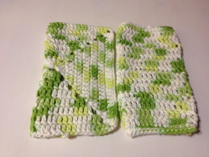 100% cotton multipurpose cloths