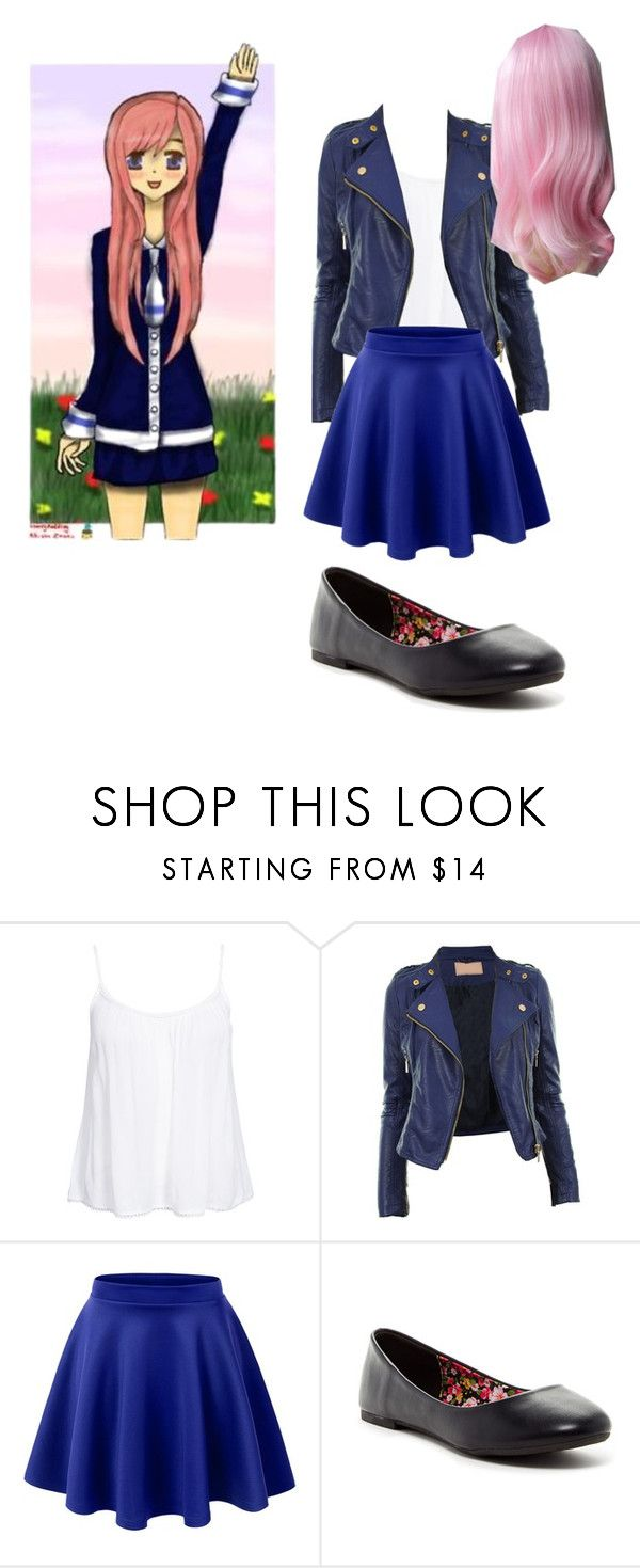 """""""Ldshadowlady"""" by lizzie1738 ❤ liked on Polyvore featuring New Look, LE3NO and Top Guy"""