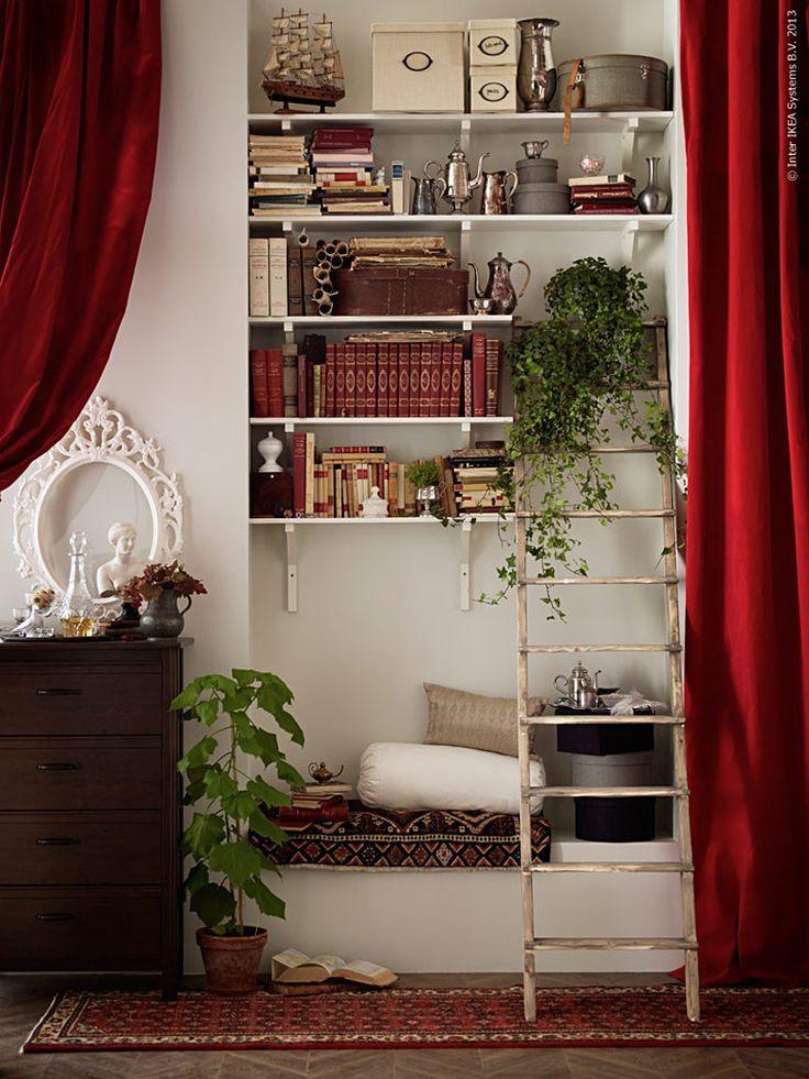 bohemian styling by Ikea Livet Hemma