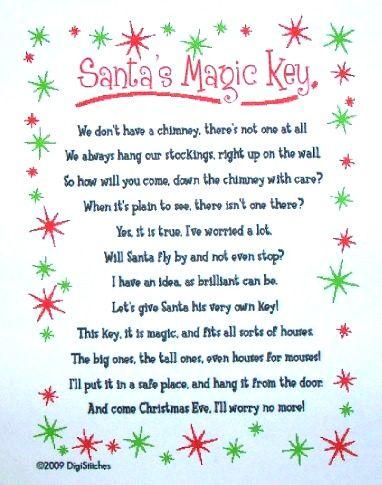 Google Image Result for http://www.grammasbabystuff.com/Santa_s_Magic_Key_Poem.jpg