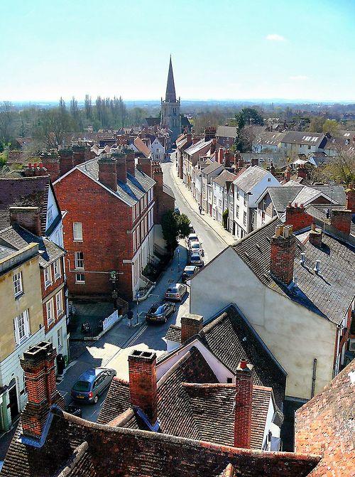 Abingdon-on-Thames - Oxfordshire - England (von Cycling man)